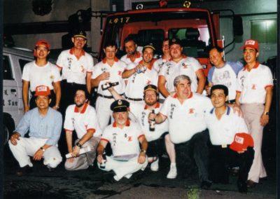 TVFD 90s crew